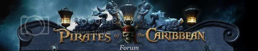 Pirates of the Caribbean Forum